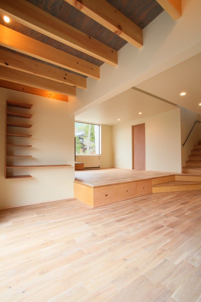 丸山建築 施工事例 Ichinomiya House