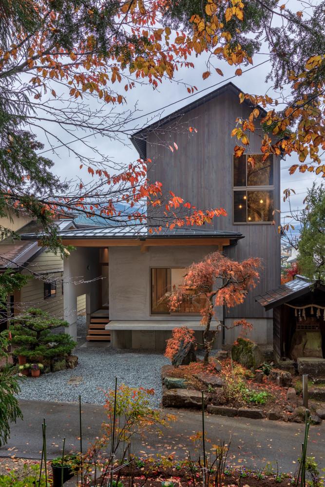 丸山建築 施工事例 Ichinomiya house Ⅳ