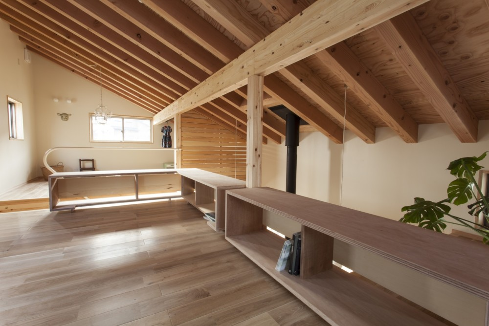 丸山建築 施工事例 Kamiokamoto house