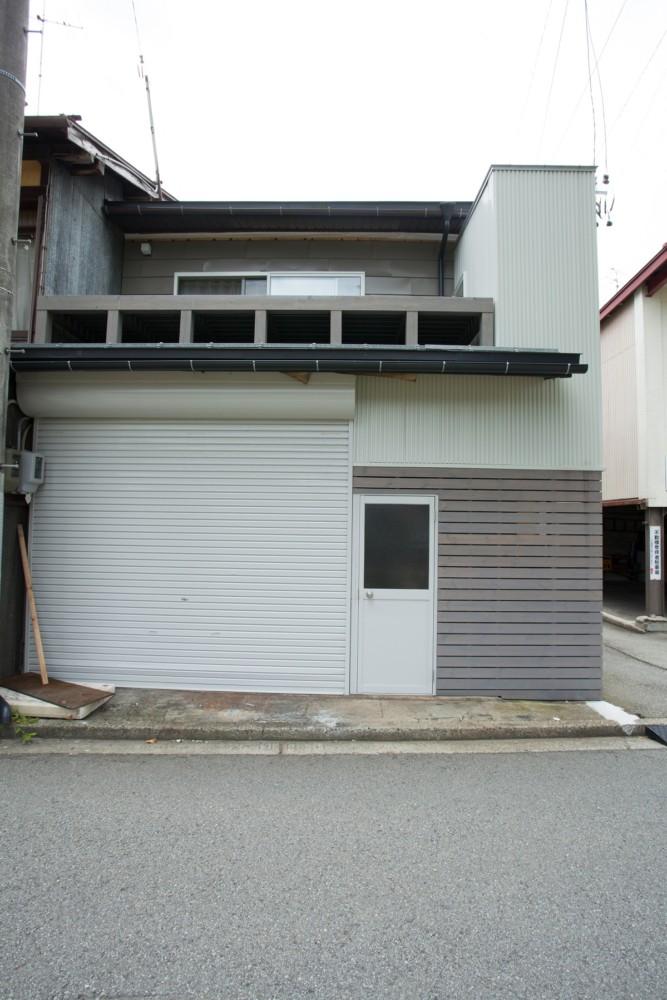 丸山建築 施工事例 Nanokamachi house