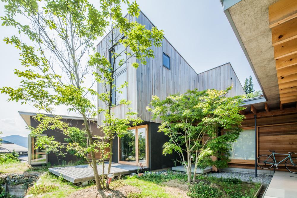 丸山建築 施工事例 Matsumoto house