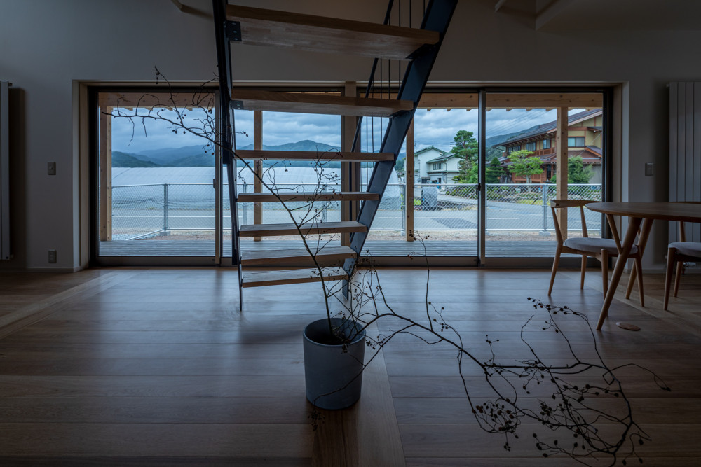 丸山建築 施工事例 Sugisaki house